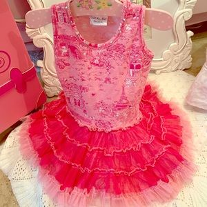 Ooh! La,La! Couture Toile dress